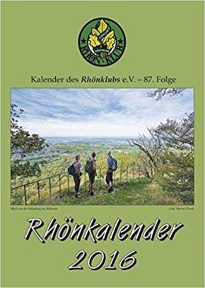 Rhönkalender 2016.