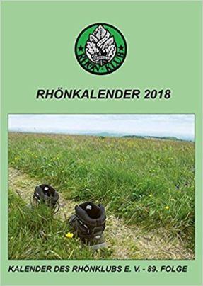 Rhönkalender 2018.